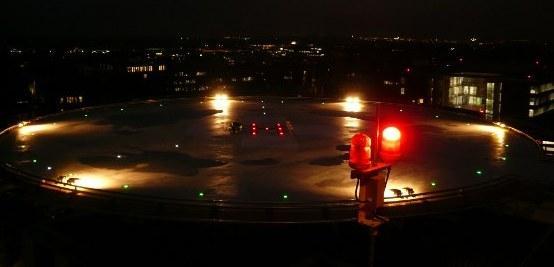 Heliport Services Heliport Lighting System